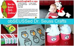 Great Dr. Seuss crafts
