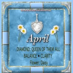 Zodiac and Birth Month | April Profile