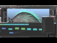 Maya tutorial: Create realistic hair and fur, Part 1 - YouTube