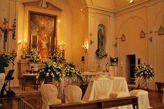 La comodita' di Celebrare La Cerimonia di Nozze all'interno del Borgo Del Castello....Magic Wedding