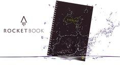 Um caderno reutilizável só podia ser possível com tecnologia