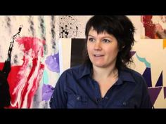 ▶ Interview with Vancouver painter Fiona Ackerman - YouTube