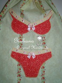 craftaholic: Molde de lingerie - Aplique para patchwork