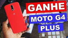 Ganhe um Moto G4 Plus: Sorteio Canal Nó Vela | Sorteio Celular | Promoçã...