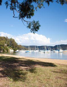Clareville beach, Avalon, Sydney