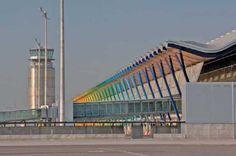 Barajas Airport Madrid, Spain