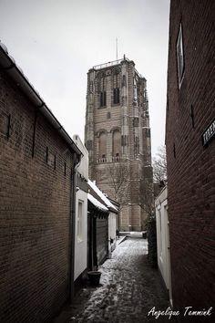 Goedereede 27 december 2014. Sneeuw , snow , pitoresk , stadsrechten , mooi !