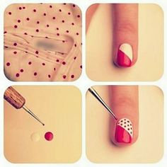 Easy Nail Art Designs For Beginners - Step By Step Tutorials | BestStylo.com