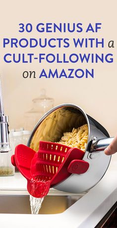 30 Genius AF Products With A Cult-Following On Amazon