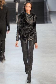 What Asha Greyjoy would wear in the North, Helmut Lang