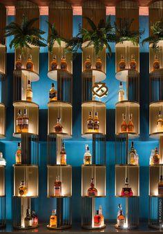 Marokana - Picture gallery Bar Interior Design, Restaurant Interior Design, Cafe Interior, Back Bar Design, Bar Counter Design, Modern Home Bar, Deco Restaurant, Luxury Bar, Bar Displays