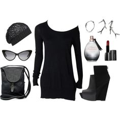 Black Mesa, created by reneeruin on Polyvore