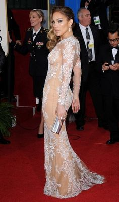 Jennifer Lopez Photos Photos - 70th Annual Golden Globe Awards..The Beverly Hilton, Beverly Hills, CA..January 13, 2013..Job: 130113A1..(Photo by Axelle Woussen)..Pictured: Jennifer Lopez... - 70th Annual Golden Globe Awards