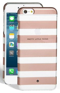 kate spade new york pretty thing iPhone 6 Plus case available at #Nordstrom
