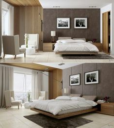 30+ Modern Style Bedroom Design Ideas and Pictures. Bedroom Designs by some of the best interior designers in the world, conceptually and flawlessly thought and executed.