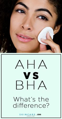 Otherwise known as alpha hydroxy acids and beta hydroxy acids, AHAs and BHAs are valuable ingredients to have in your skin care routine. We tapped a skin expert to share with us the difference between these two acids, and how to determine which one is right for your skin. Find out more, ahead!