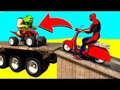 Oficina de Pintura do Tom: Matt é O Primeiro Vingador | Desenhos animados de caminhão para crianças - YouTube