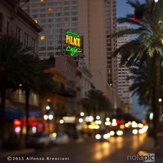 Canal Street New Orleans, LA