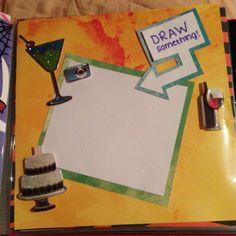 21st birthday shot book #shotbook #21 Birthday Shots, Birthday Book, 21st Birthday, Birthday Ideas, Birthday Parties, 21st Shot Book, Shot Book Pages, Night Book, A Little Party