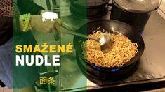 Smažené nudle Good Food, Rice, Pasta, Recipes, Youtube, Food Recipes, Rezepte, Recipe, Cooking Recipes