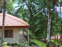 On Lake Arenal. Can have single night.  Highly rated.  Includes full breakfast.