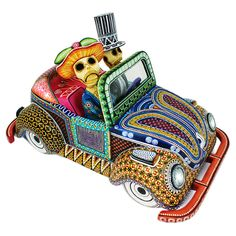 Manuel Cruz: Materpiece Beetle VW | Sandia Folk
