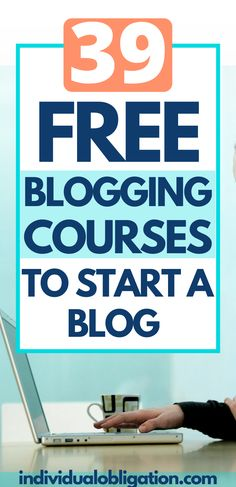 The best free blogging courses to learn how to start a blog this year. These blog courses are all the resources blogging for beginners need for starting a successful blog to make money blogging + work from home. Click to get the latest blogging tips to find free blogging courses to launch your blog that are affordable even if you want to start a blog for free + get a free checklist of bonus courses. #BloggingTips #StartABlog #BloggingForBeginners #FreeBloggingCourse #BlogTips…