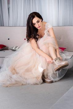MOU DI UGG per vere spose fashioniste che scelgono l'inverno, stagione super romantica. Vi presento una delle mie ultime ispirazioni. Chiara