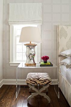 Design Room, Home Design, Small Bedroom Inspiration, Interior Design Inspiration, Style At Home, Home Bedroom, Bedroom Decor, Master Bedroom, Bedroom Ideas