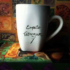 Harry Potter Literature Mug. $12.00, via Etsy.