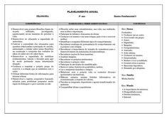 PORTAL ESCOLA: PLANEJAMENTO ANUAL 3° ANO FUNDAMENTAL COMPLETO ATIVIDADES (IMAGENS) PARA IMPRIMIR