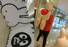 Miffy by dick bruna, fashion collection, TwoPercent Hong Kong, cute rabbit character clothing.     My goodness, there's a MIFFY store in Hong Kong! Want to see photos & learn more about the cute bunny clothing? Here you go...    http://www.lacarmina.com/blog/2012/12/miffy-fashion-line-twopercent-hong-kong-dick-bruna-cute-bunny-rabbit-clothing-at-wtc-causeway-bay/