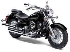 yamaha v-star 650 classic picture