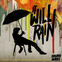 """Bruno Mars' newest single """"It Will Rain"""" will be featured on the """"The Twilight Saga: Breaking Dawn - Part 1"""" Original Motion Picture Soundtrack, and available on iTunes on Tuesday, September 27. #brunomars"""
