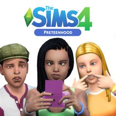 """pixelsandtargets: """" The Sims 4 Preteenhood is finally here! Features - - Gradually Change Your Sims' Height as they Age Up from Toddler - Elder - Shorter Teens - Change Any Sims' Height, Toddler -. Sims 4 Mods, Sims 4 Body Mods, Sims 4 Game Mods, Sims 3, Sims 4 Game Packs, The Sims 4 Packs, Sims Four, Sims 4 Expansions, Sims 4 Challenges"""