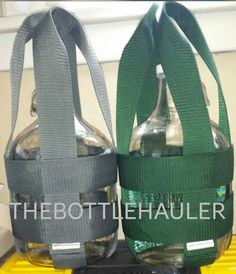 Check out this item in my Etsy shop https://www.etsy.com/listing/511279105/1-gallon-water-bottle-carrier-by-bottle
