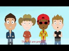 Prepositions Sing Along Song - HD Version - YouTube