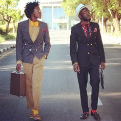 Self-Taught Fashion Guru Inspires Vintage Style in Namibia - My Modern Metropolis
