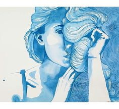One of Brandon Boyd's artwork which I would love to one day own