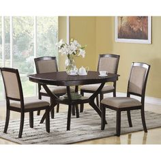 Wildon Home ® Christine 5 Piece Dining Set
