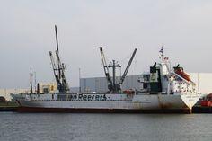 http://koopvaardij.blogspot.nl/2017/12/22-november-2017-afgemeerd-in-de-haven.html  De voormalige Nederlandse NORTHERN EXPLORER   van Motorschip Northern Explorer B.V., Breskens