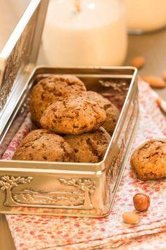 Lait végétal maison et ses biscuits à l'okara (vegan) - Au Vert avec Lili