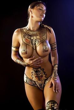 Egyptian cosplay
