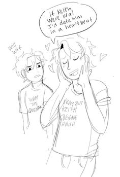 """""""Solangelo au where Will is a big giant weeb and Nico questions his taste in men"""""""