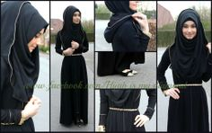 Hijab modest outfit