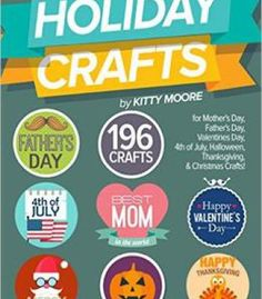 Holiday Crafts By Kitty Moore PDF
