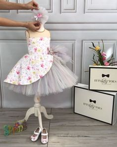 Evelyn Dress is perfect for a butterfly themed party! 🦋 ON SALE! 💸 In stock & ready to ship 📦 Worldwide shipping 🌎 Click the link in bio to shop 💻📱 Kids Party Wear Dresses, Kids Dress Wear, Baby Girl Party Dresses, Kids Gown, Little Girl Dresses, Girls Dresses, Flower Girl Dresses, Outfits Niños, Kids Outfits