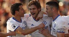 #SPOR Chelsea zirvede tek başına!: Bournemouth - Chelsea maçından 3 puanla ayrılan taraf, 3-1'lik skorla Chelsea oldu ve Londra ekibi…