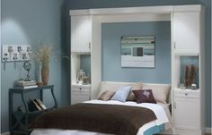 Woodmaster Woodworks, Inc.: Bedroom Built-ins!