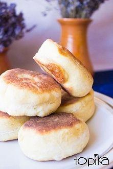 Zobacz zdjęcie PROZIAKI Składniki: 50 dag mąki, 250 ml jogurtu greckiego, 2 jaja, pół łyżecz...
